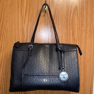 *SOLD* Black guess purse